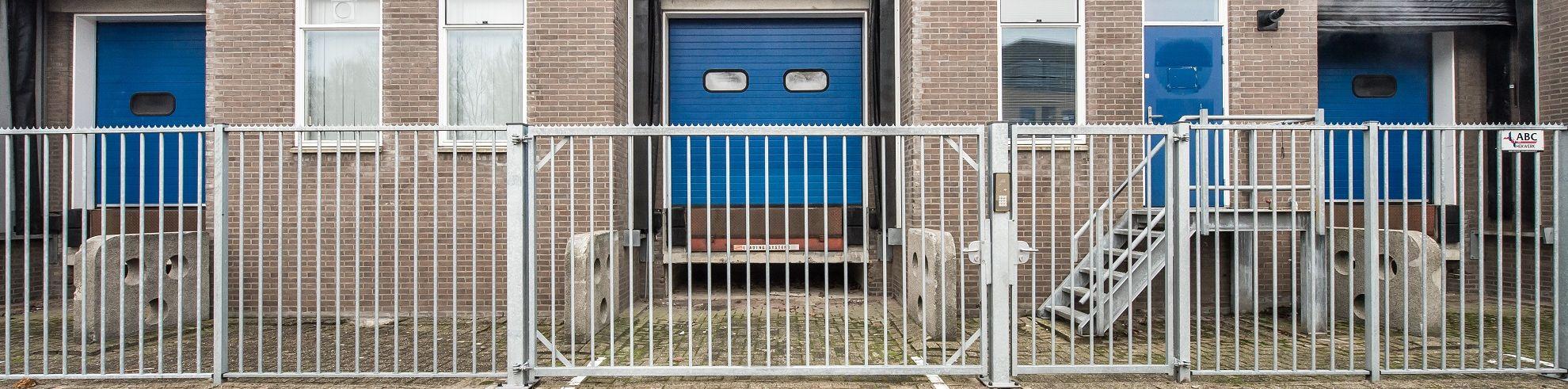 Bedrijvenpark Kabelweg Huizen 'Laaddock'
