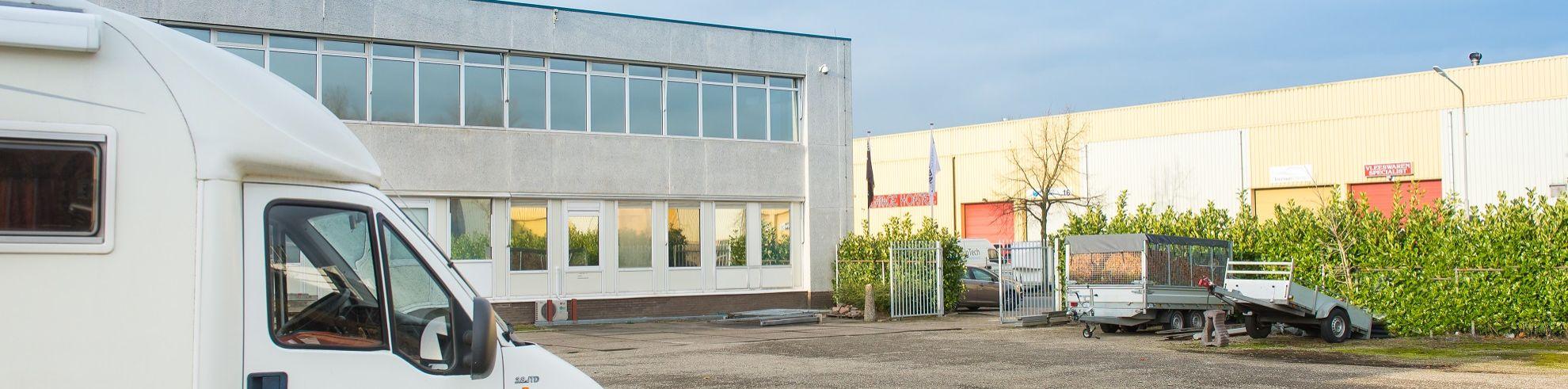 Bedrijvenpark Kabelweg Huizen 'Stalling' (2)